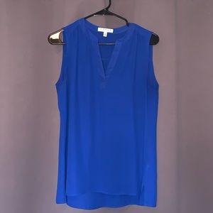 CHAUS New York sleeveless blouse- small